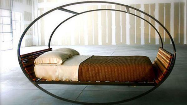 Φουτουριστικό κρεβάτι καταπολεμά την αϋπνία!