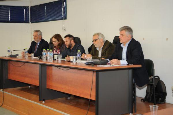 Ο ΣΥΡΙΖΑ συζητάει με τα τοπικά συμβούλια του δήμου Αλμυρού