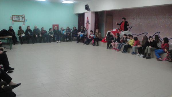 Εκδηλώσεις Πολιτιστικού Σύλλογου Σοφαδιτών Ν. Μαγνησίας