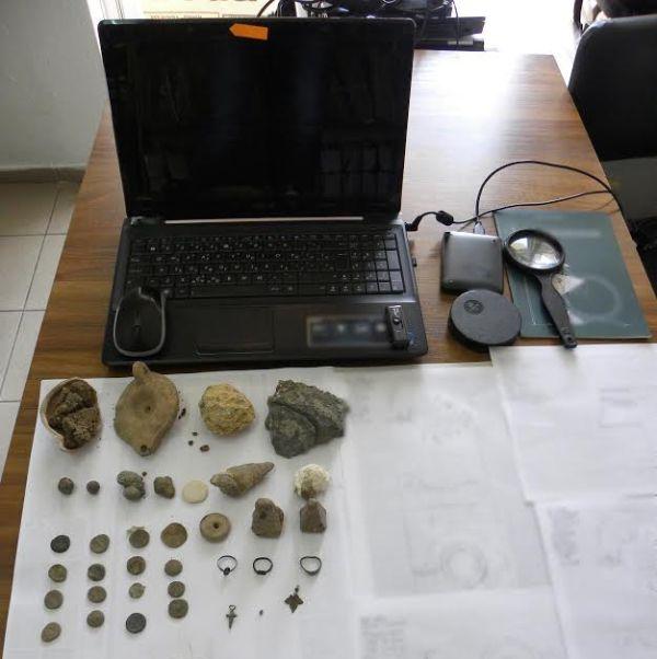Σπείρα αρχαιοκάπηλων με πλοκάμια σε Βόλο &Τρίκαλα