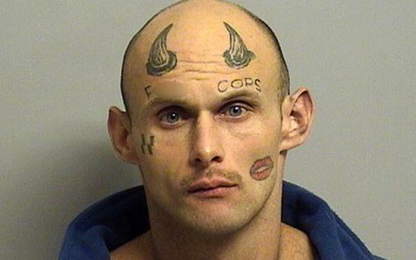 Το τατουάζ που πρόδωσε τον ληστή