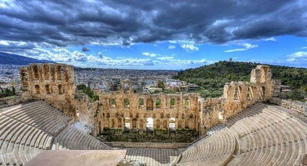 Η Αθήνα το καλύτερο ανοιχτό πανεπιστήμιο του κόσμου!