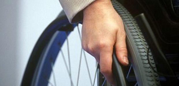 Φραγμός στην προσβασιμότητα ~ Για ανάπηρο στο γραφείο του