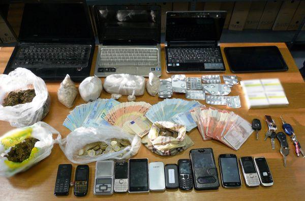 Διακινητές λευκού θανάτου στη Μαγνησία