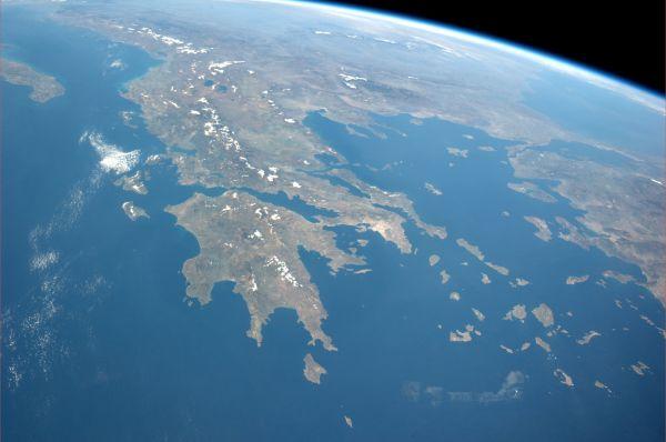 Η Ελλάδα από ψηλά σε ένα μαγευτικό βίντεο