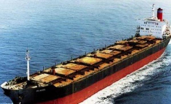 Πλοίο που μεταφέρει ουράνιο χαμηλού εμπλουτισμού αποπλέει από το Ιράν με τη Ρωσία
