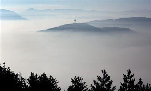 Η ατμοσφαιρική ρύπανση «πνίγει» Βοσνία - ΠΓΔΜ