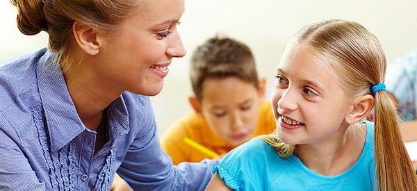 Κλειδί η σχέση εκπαιδευτικού - μαθητή για την προσαρμογή του παιδιού στο σχολικό του περιβάλλον