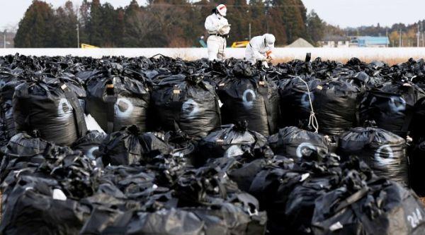 Ανακύκλωση μολυσμένου ραδιενεργού εδάφους στη Φουκουσίμα