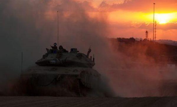 Το Ισραήλ βομβάρδισε θέσεις της Χαμάς στη Γάζα