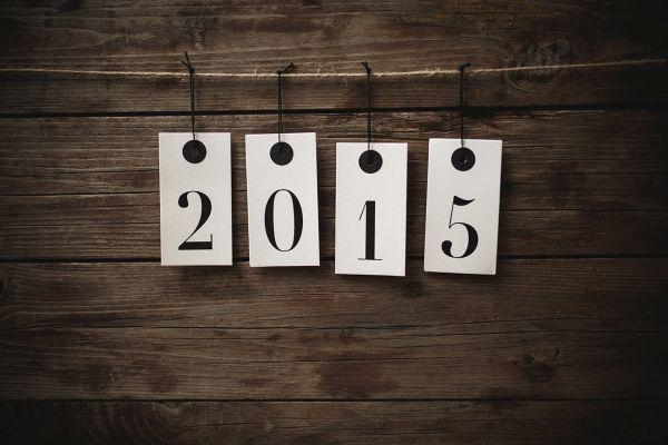 Τα σημαντικότερα γεγονότα για το 2015
