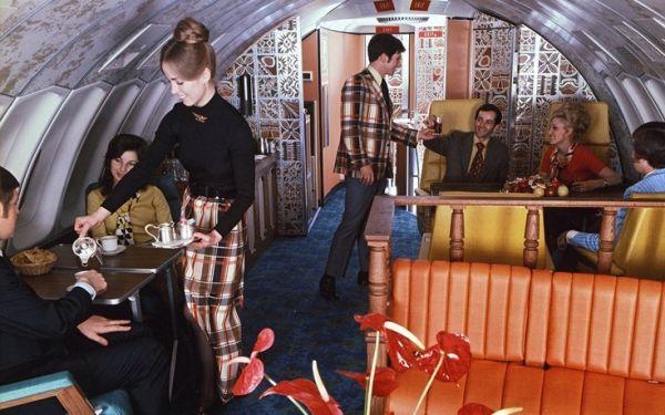 Πώς ήταν τα αεροπλάνα τη δεκαετία του '70