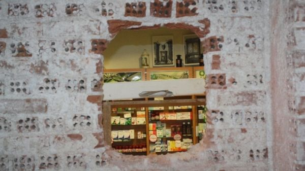 Πρωτοφανές ριφιφί σε… φαρμακείο της Λάρισας