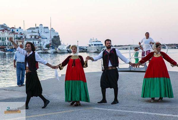 4o Φεστιβάλ Παραδοσιακών Χορών «Διαμαντής Παλαιολόγος»