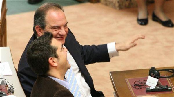 Λοβέρδος κατά Παππά για σύμφωνο πολιτικής συμβίωσης Τσίπρα - Καραμανλή - Παυλόπουλου