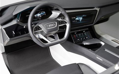Το -κοντινό- μέλλον των infotainment παρουσιάζει η Audi στο CES