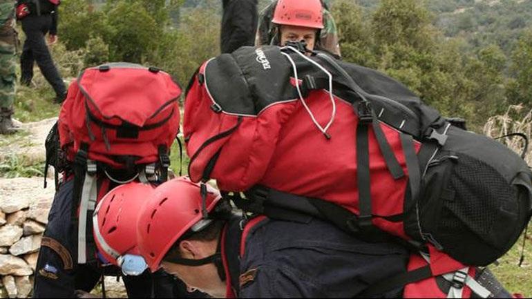 Λάρισα: Αίσιο τέλος στην περιπέτεια δύο ορειβατών στον Όλυμπο