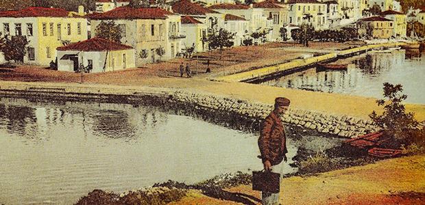 Γρηγόρης Καρταπάνης:H επιστροφή του Παπαδιαμάντη στη Σκιάθο