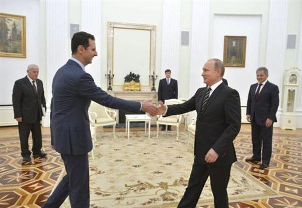 Πούτιν: «Νωρίς» να μιλούμε για άσυλο στον Άσαντ, αλλά δεν θα ήταν δύσκολο...