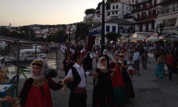 Φεστιβάλ Παραδοσιακών Χορών υπό την αιγίδα της UNESCO