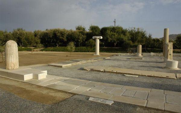 Νάξος, η λατρεία του Διονύσου και της Δήμητρας