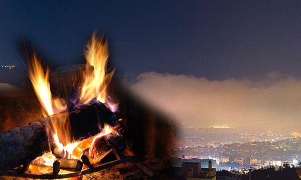 Ευρεία σύσκεψη για την αιθαλομίχλη οργανώνει η Περιφέρεια Θεσσαλίας
