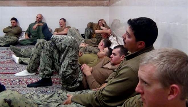 Ο Τζον Κέρι ευχαριστεί το Ιράν για την απελευθέρωση των αμερικανών πεζοναυτών