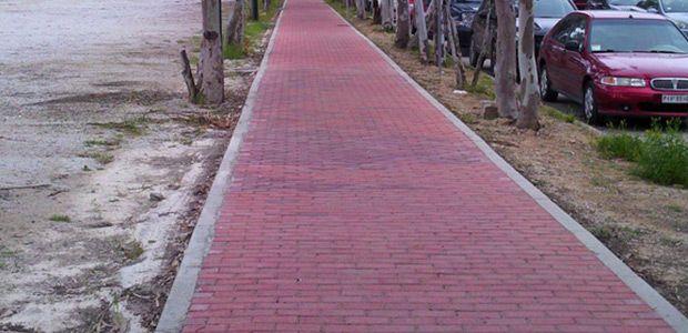 Νέο δίκτυο ποδηλατοδρόμων στο Βόλο