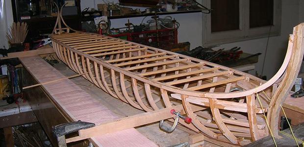 Γρηγόρης Καρταπάνης:Πιστές κατασκευές ομοιωμάτων πλοίων