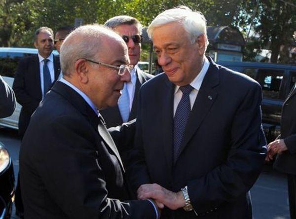 Για πρώτη φορά πρόεδρος κυπριακής Βουλής ενώπιον της Βουλής των Ελλήνων