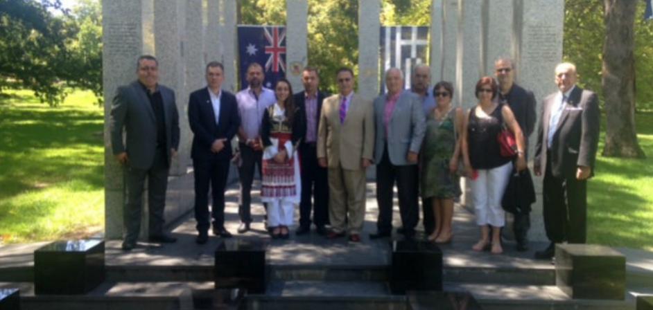 Τίμησαν την Κρήτη στην «καρδιά» της Αυστραλίας