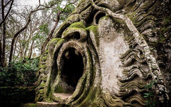 Γνωρίστε το «Πάρκο των Τεράτων» στην Ιταλία