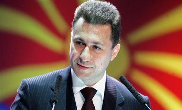 ΠΓΔΜ: Παραίτηση Γκρούεφσκι και εκλογές στις 24 Απριλίου