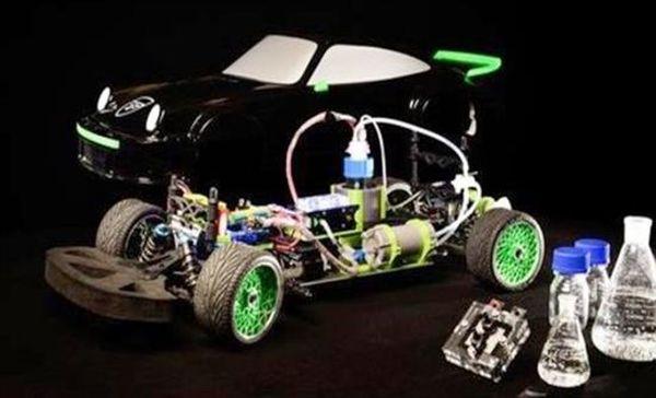 Κατασκευάστηκε το πρώτο αυτοκίνητο με μυρμηκικό οξύ ως πηγή υδρογόνου