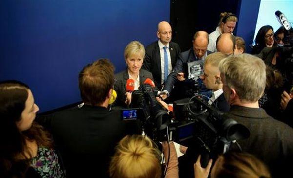 Σουηδία: Έρευνα σε βάρος της υπουργού Εξωτερικών αρχίζει η εισαγγελία