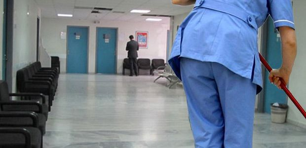 Ξαναπιάνουν δουλειά οι καθαρίστριες στα ιατρεία του ΠΕΔΥ Βόλου