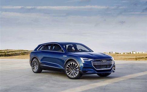 Η Audi ξεκινά τις προετοιμασίες για την παραγωγή του ηλεκτροκίνητου «Q6» από το 2018