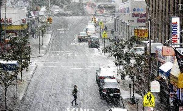 ΗΠΑ: Συναγερμός για την χειμερινή καταιγίδα Τζόνας