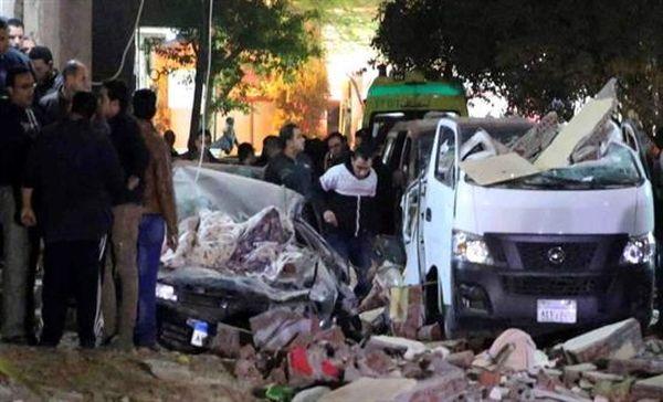 Αίγυπτος: Έκρηξη βόμβας σε παγιδευμένο κτίριο - 9 νεκροί