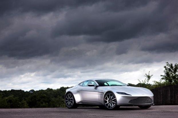«Στο σφυρί» η Aston Martin DB10 του James Bond
