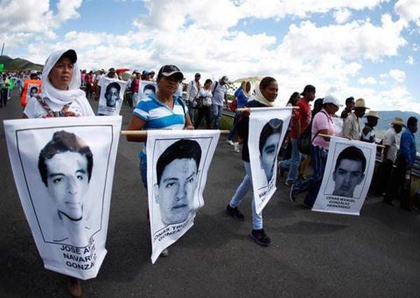 Μεξικό: Συνελήφθησαν 3 άτομα για την εξαφάνιση 43 φοιτητών