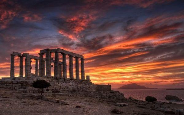 Πέντε μέρη της Ελλάδας με εκπληκτική θέα