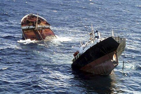 Ισπανία: Ποινή φυλάκισης 2 ετών για τον έλληνα πλοίαρχο του Prestige