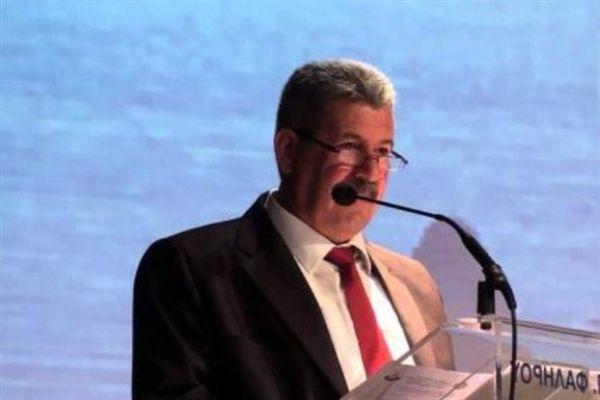 Διδάκτορας της ρωσικής ακαδημίας «Noosfera» ο Γ. Πασχαλίδης