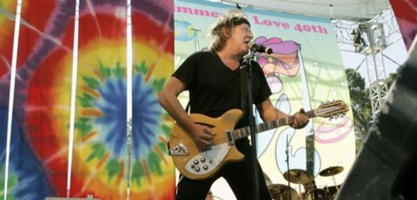 Πέθανε ο συνιδρuτής και κιθαρίστας των Jefferson Airplane, Πολ Κάντνερ