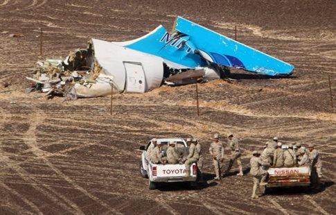 Reuters: Δολιοφθορά έριξε το ρωσικό αεροπλάνο στο Σινά