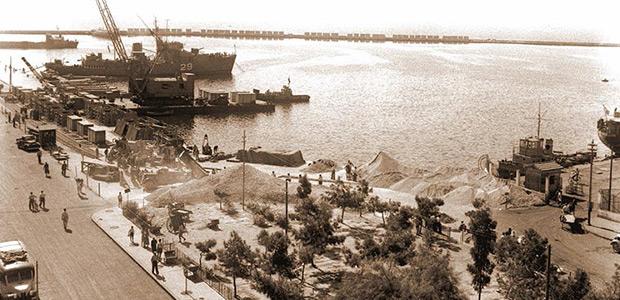 Γρηγόρης Καρταπάνης:Αποκατάσταση των καταστροφών στο λιμάνι του Βόλου