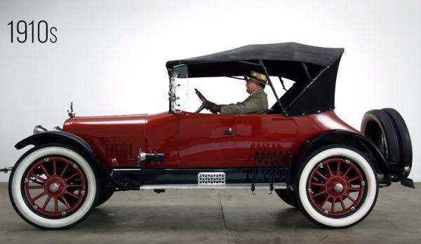 Εκατό χρόνια αυτοκίνητο (βίντεο)