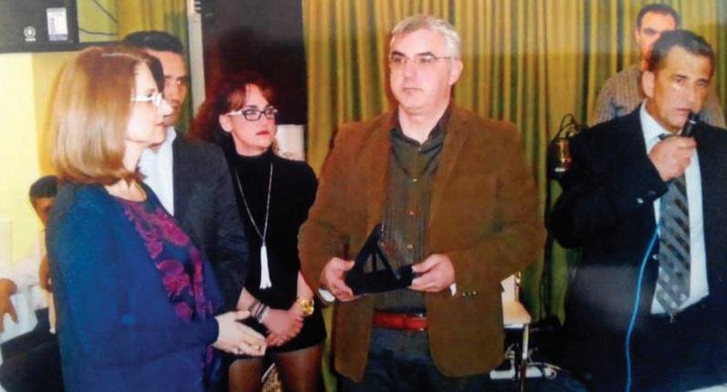 Τιμήθηκαν δωρητές οργάνων από το Σύλλογο Νεφροπαθών Μαγνησίας