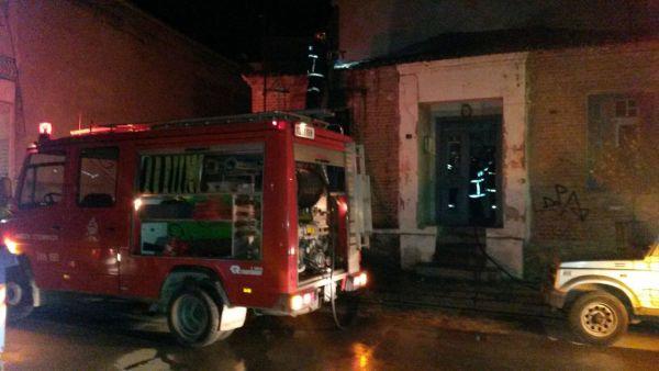 Λάρισα: Κάηκε χθες το σπίτι όπου είχαν χαθεί δύο αδερφές